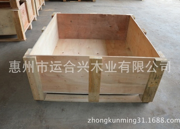 惠州實木箱
